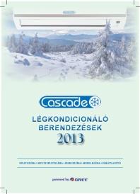 CASCADE kl�ma 2013 magyar nyelv� katal�gus