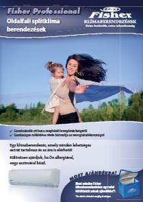 FISHER professional kl�ma 2013 magyar nyelv� katal�gus