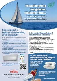 FUJITSU lt oldalfali kl�ma 2013 magyar nyelv� katal�gus