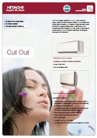 HITACHI cut-out 2009 magyar nyelv� katal�gus