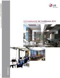 LG kereskedelmi kl�ma 2010 angol nyelv� katal�gus