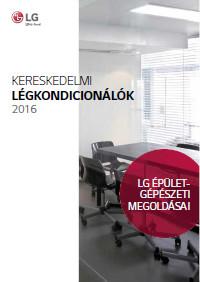LG kereskedelmi klíma 2016 magyar nyelvű katalógus