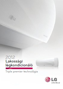 LG kl�ma 2012 magyar nyelv� katal�gus