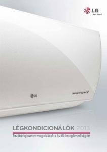 LG kl�ma 2013 magyar nyelv� katal�gus