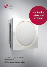LG kl�ma 2015 magyar nyelv� katal�gus