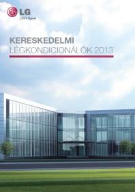 LG multi kl�ma 2013 magyar nyelv� katal�gus