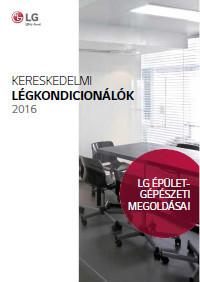 LG multi klíma 2016 magyar nyelvű katalógus