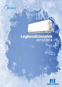 MIDEA kl�ma 2013 magyar nyelv� katal�gus