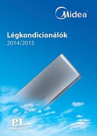 MIDEA kl�ma 2014 magyar nyelv� katal�gus