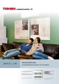 TOSHIBA kl�ma 2013 magyar nyelv� katal�gus
